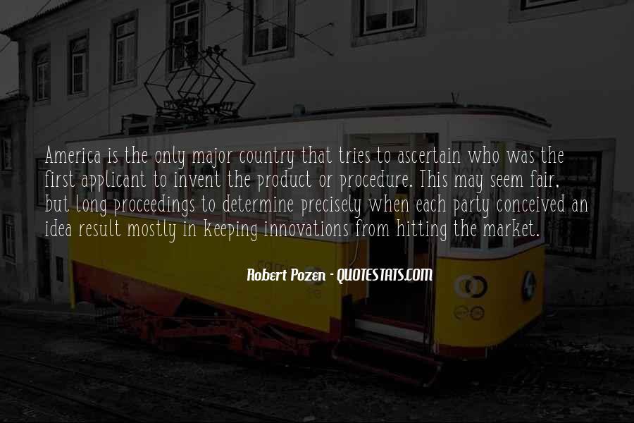 Robert Pozen Quotes #290774