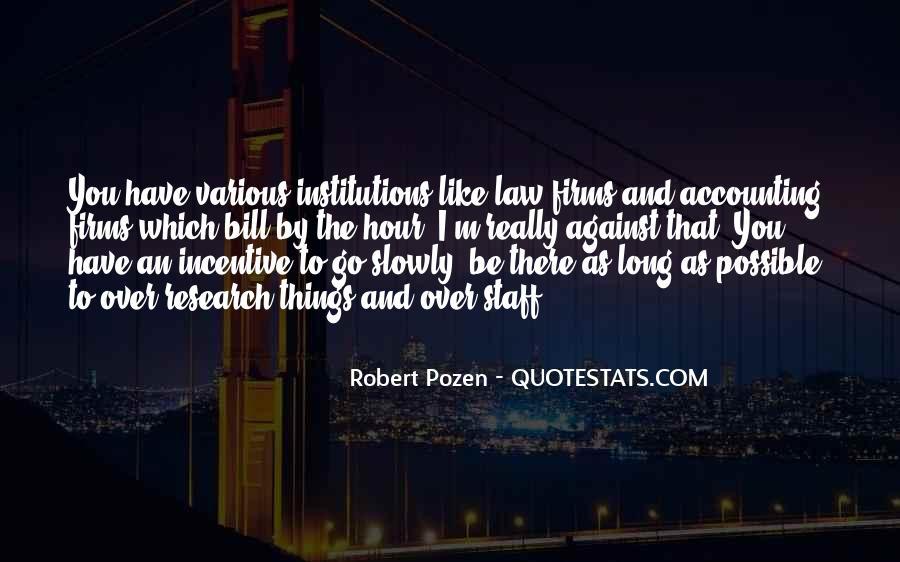 Robert Pozen Quotes #341280