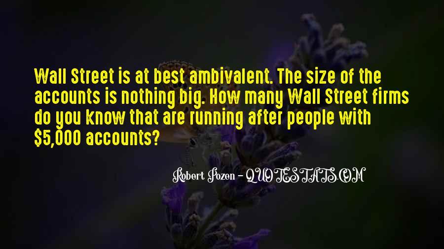 Robert Pozen Quotes #62453