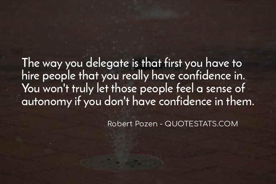 Robert Pozen Quotes #781976