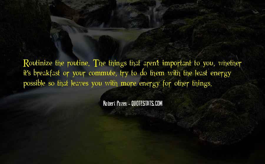 Robert Pozen Quotes #858721