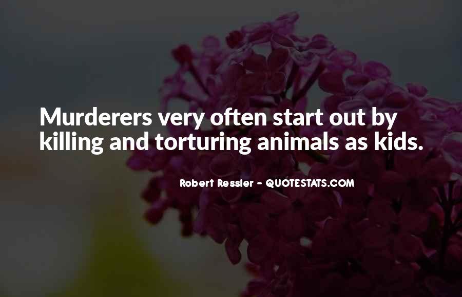 Robert Ressler Quotes #1600713