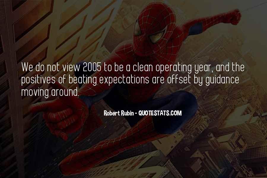Robert Rubin Quotes #1484394