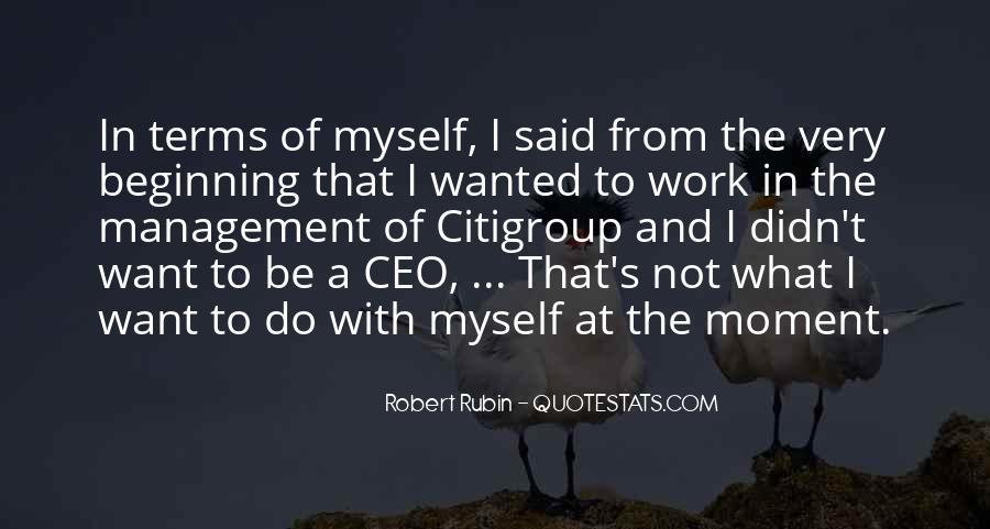 Robert Rubin Quotes #480604