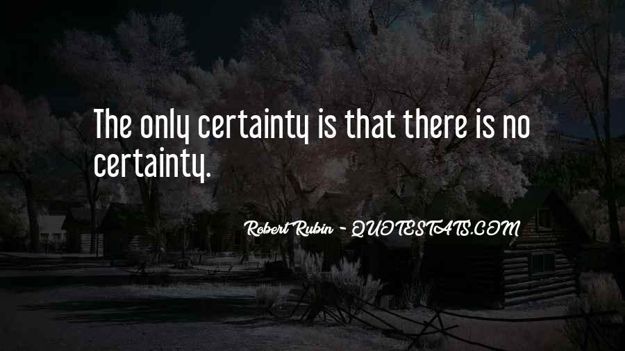 Robert Rubin Quotes #697264