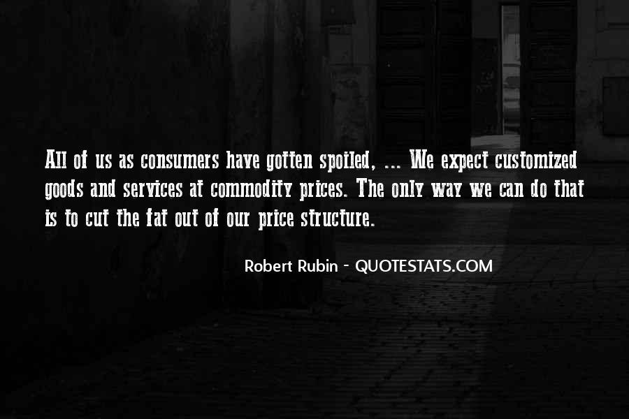 Robert Rubin Quotes #753682