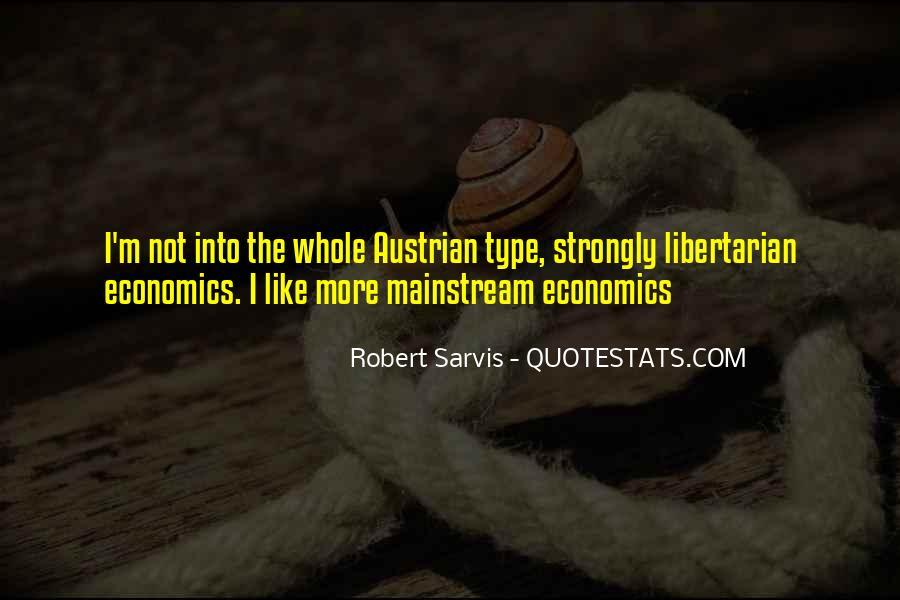 Robert Sarvis Quotes #539402