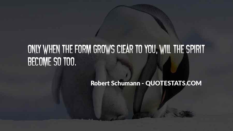 Robert Schumann Quotes #1005395