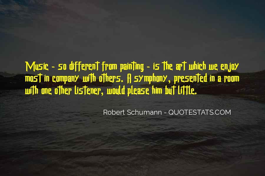 Robert Schumann Quotes #1314740
