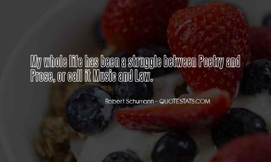 Robert Schumann Quotes #1353555