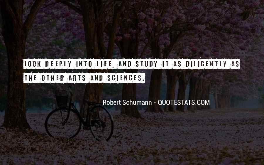 Robert Schumann Quotes #1412277