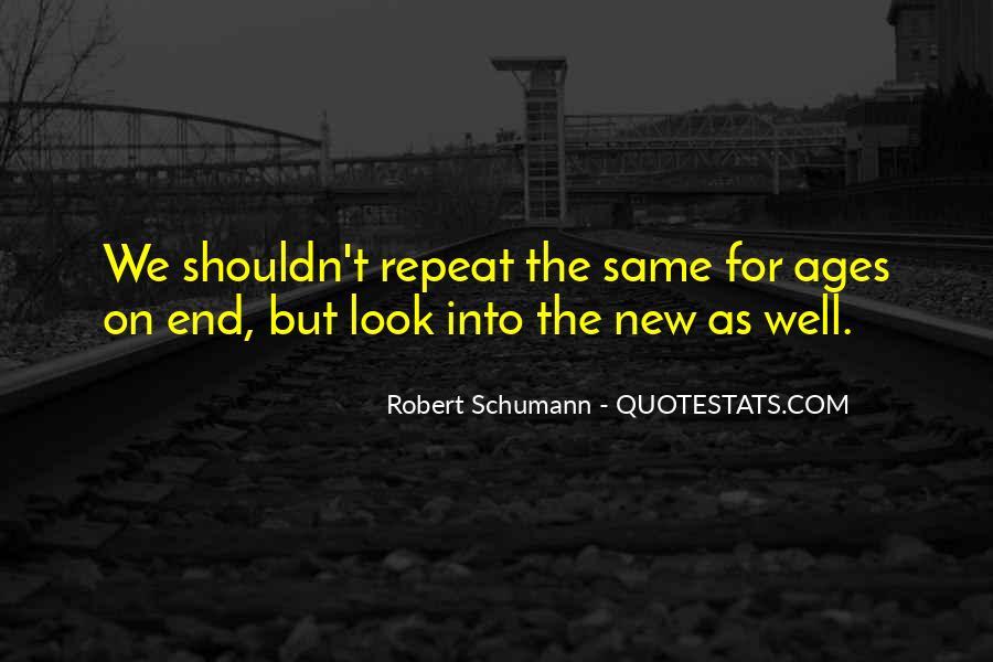 Robert Schumann Quotes #1521184
