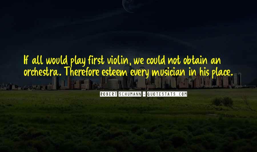 Robert Schumann Quotes #1533434