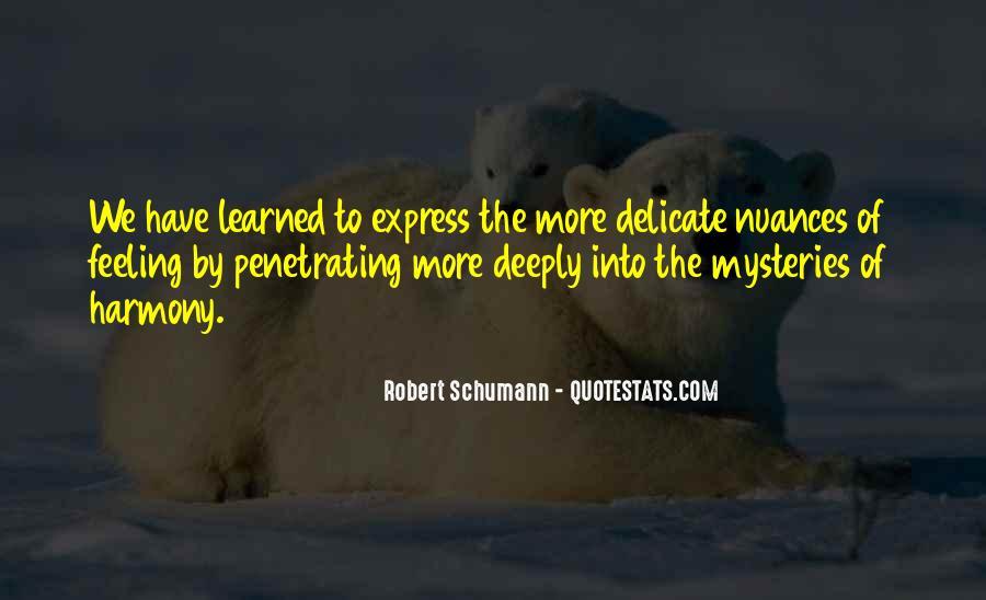 Robert Schumann Quotes #1722344
