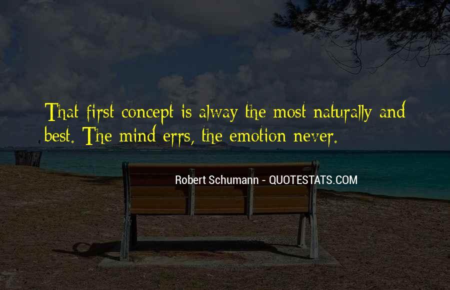 Robert Schumann Quotes #1857538