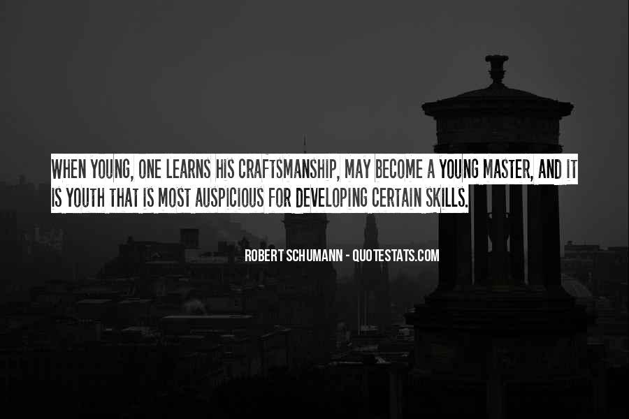 Robert Schumann Quotes #253839