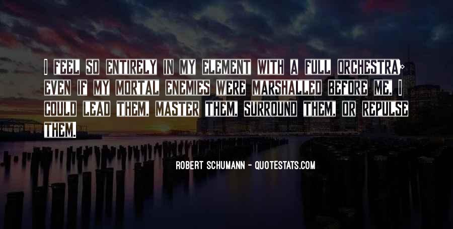 Robert Schumann Quotes #524825