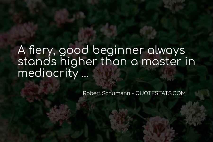 Robert Schumann Quotes #553549