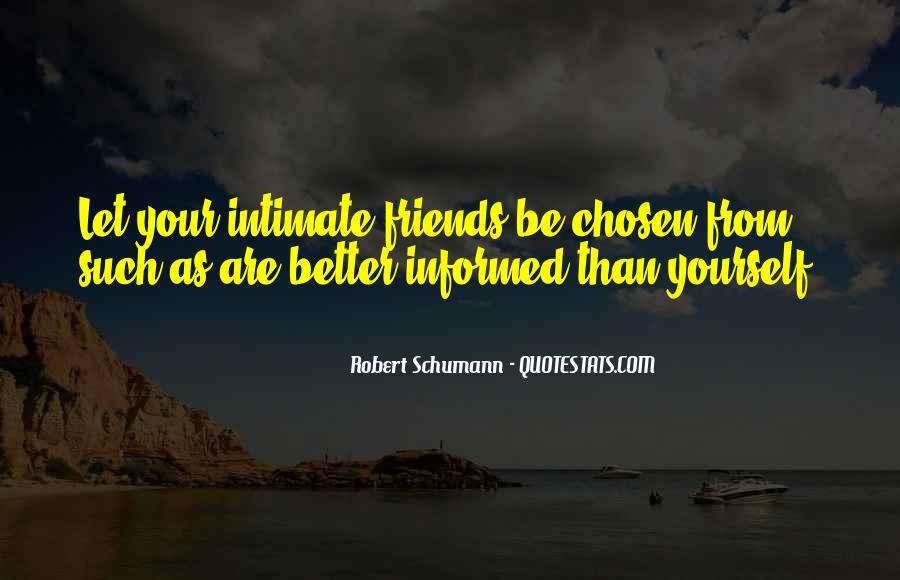 Robert Schumann Quotes #681512