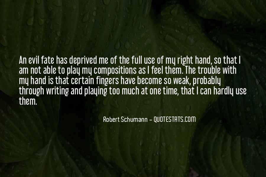 Robert Schumann Quotes #882567