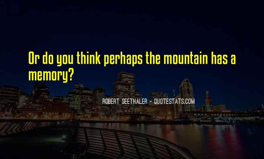 Robert Seethaler Quotes #1821136