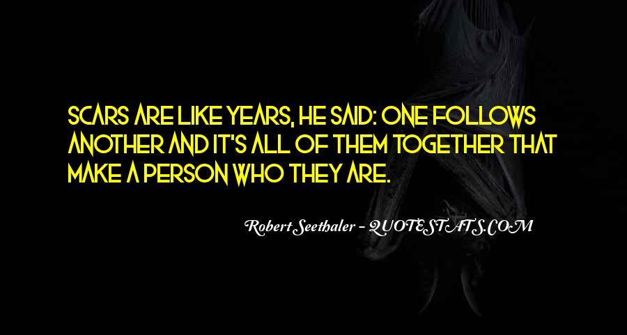 Robert Seethaler Quotes #491076
