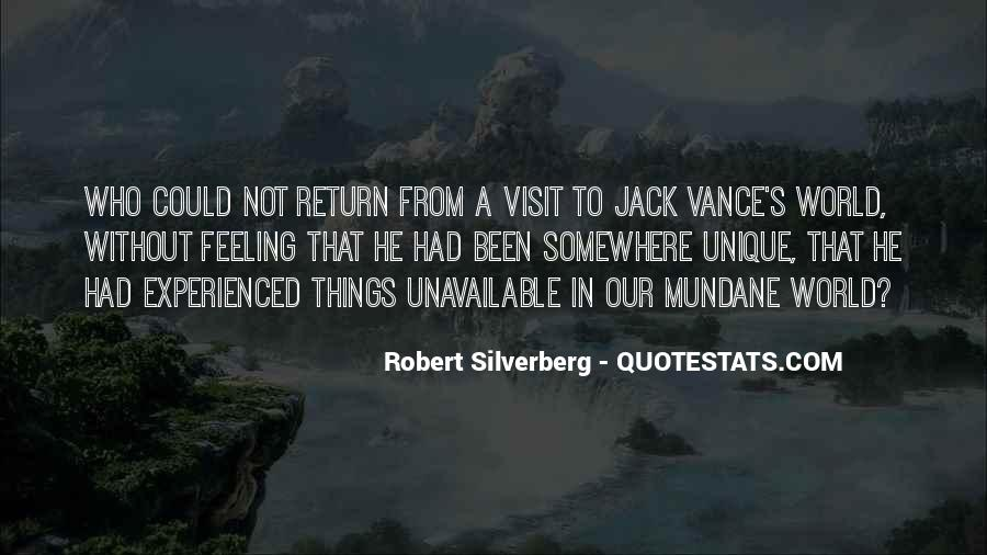 Robert Silverberg Quotes #1376114