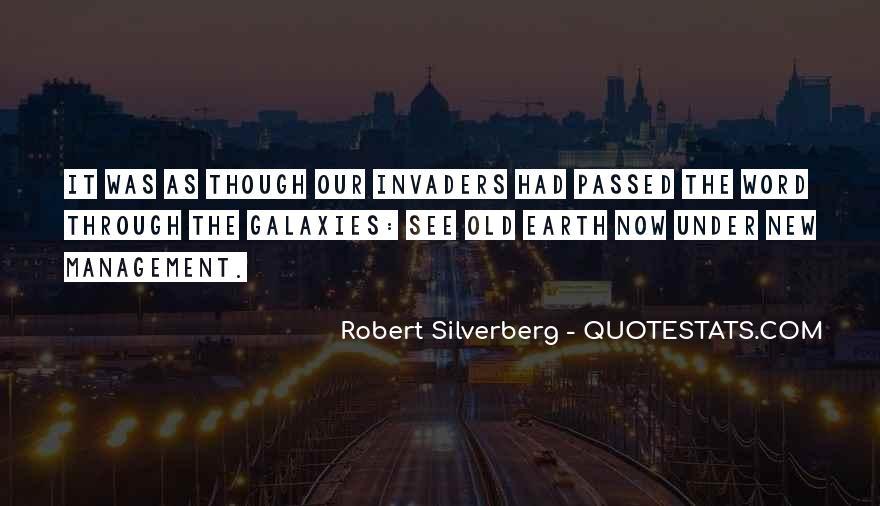 Robert Silverberg Quotes #1522098