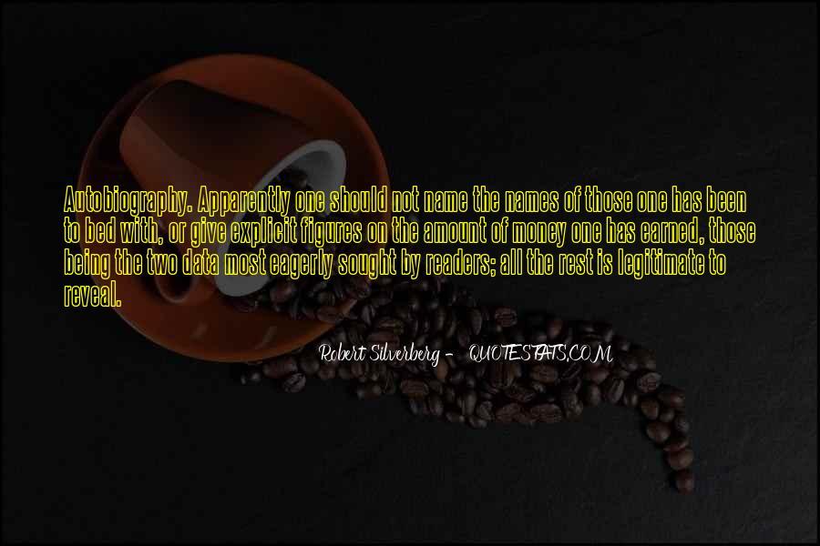 Robert Silverberg Quotes #1730087