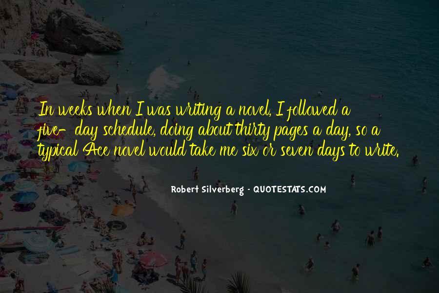 Robert Silverberg Quotes #1736477