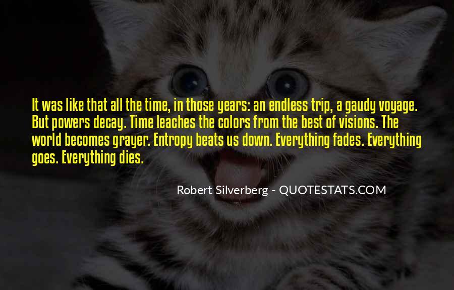 Robert Silverberg Quotes #1837355