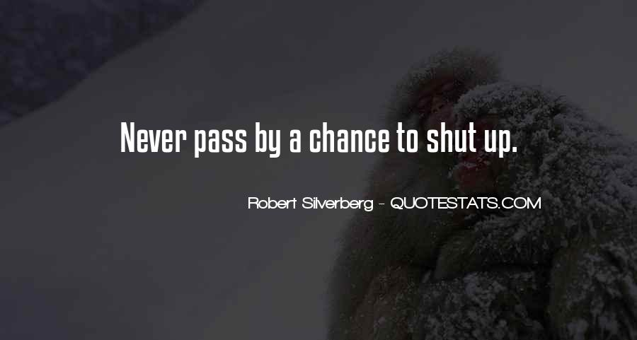 Robert Silverberg Quotes #1872442