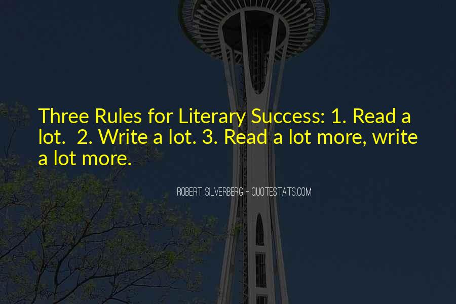 Robert Silverberg Quotes #210601