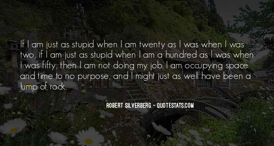 Robert Silverberg Quotes #235682