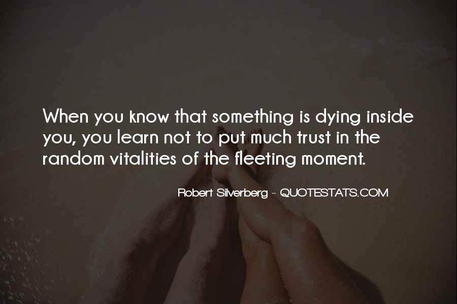 Robert Silverberg Quotes #68338