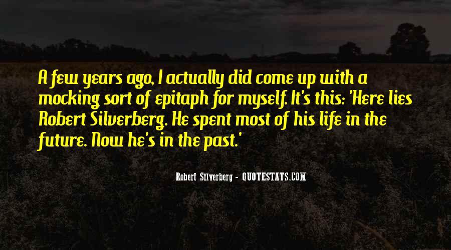 Robert Silverberg Quotes #738647