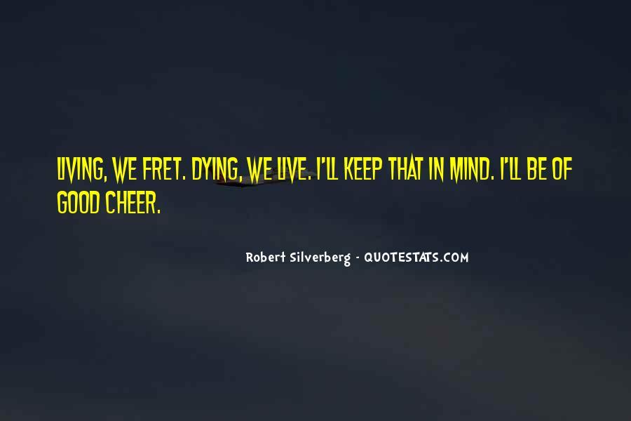 Robert Silverberg Quotes #991927