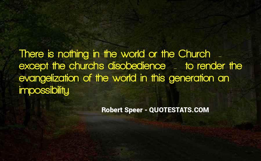 Robert Speer Quotes #832288