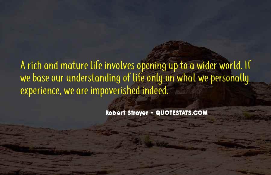 Robert Strayer Quotes #355879