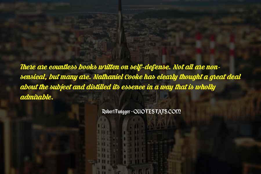 Robert Twigger Quotes #307765