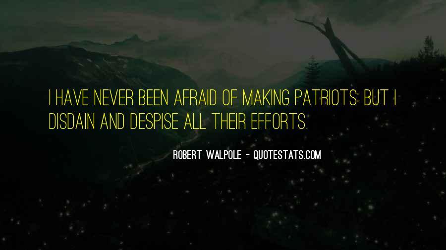 Robert Walpole Quotes #1573975