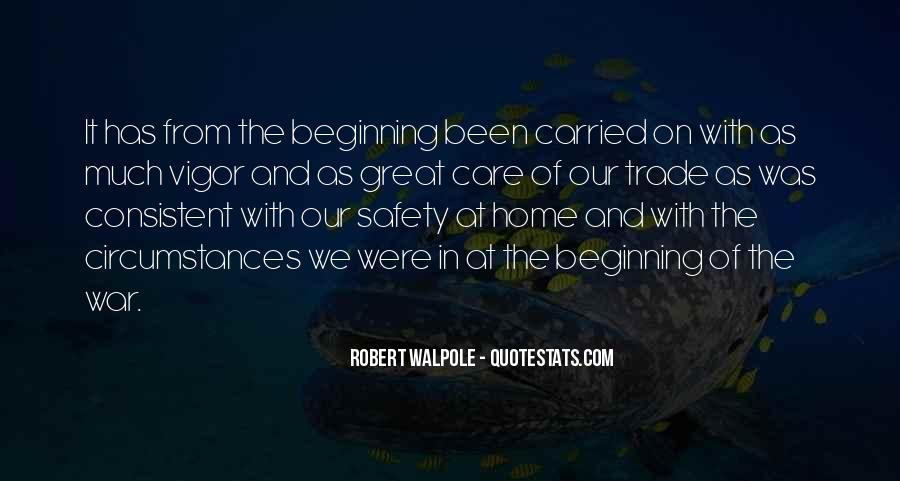 Robert Walpole Quotes #1632134