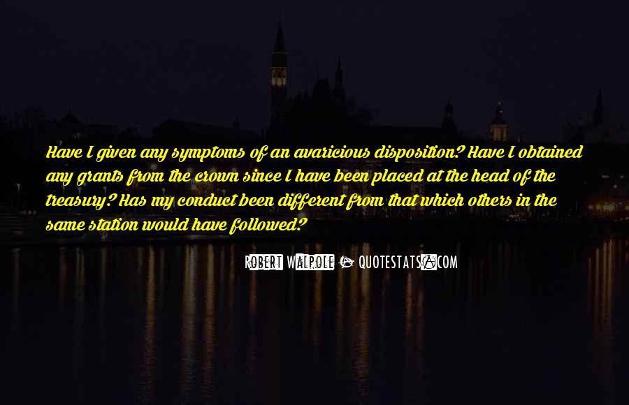 Robert Walpole Quotes #436737