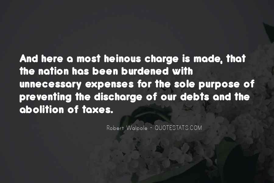 Robert Walpole Quotes #908076