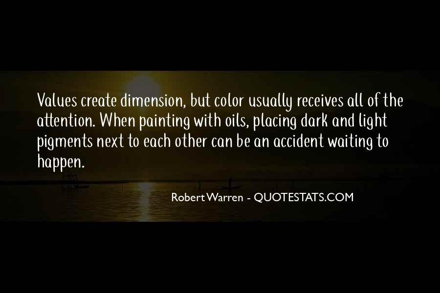 Robert Warren Quotes #974820
