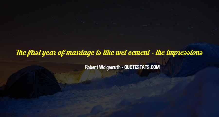 Robert Wolgemuth Quotes #611215