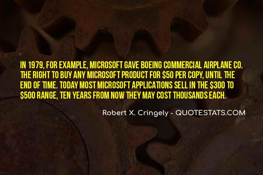 Robert X. Cringely Quotes #417631