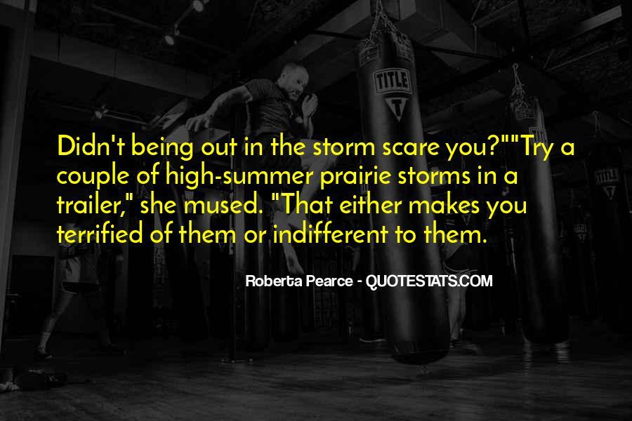 Roberta Pearce Quotes #1415621