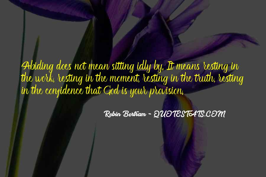 Robin Bertram Quotes #1296619