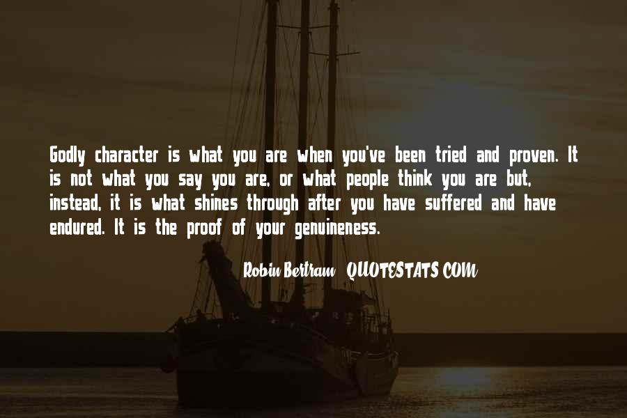 Robin Bertram Quotes #1485774